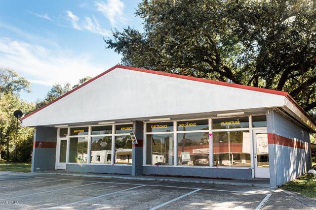 1013 Pass Rd, Gulfport, MS 39501 (MLS #326878) :: Sherman/Phillips