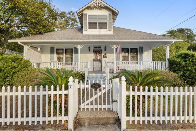 2102 19th Ave, Gulfport, MS 39501 (MLS #327244) :: Amanda & Associates at Coastal Realty Group
