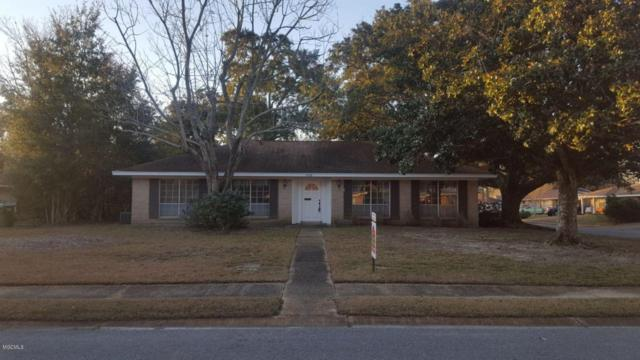 2608 Demaret Dr, Gulfport, MS 39507 (MLS #328114) :: Amanda & Associates at Coastal Realty Group