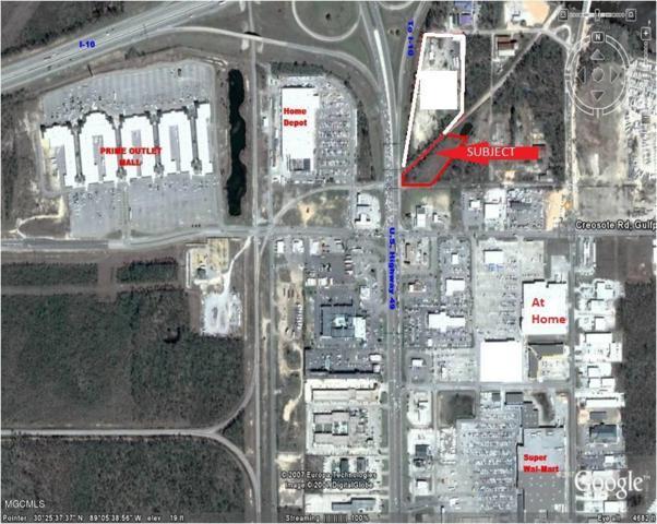 0 Us 49, Gulfport, MS 39503 (MLS #329034) :: Amanda & Associates at Coastal Realty Group