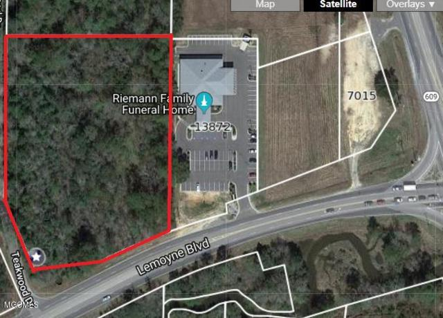 0 Lemoyne Blvd, Biloxi, MS 39532 (MLS #329707) :: Berkshire Hathaway HomeServices Shaw Properties
