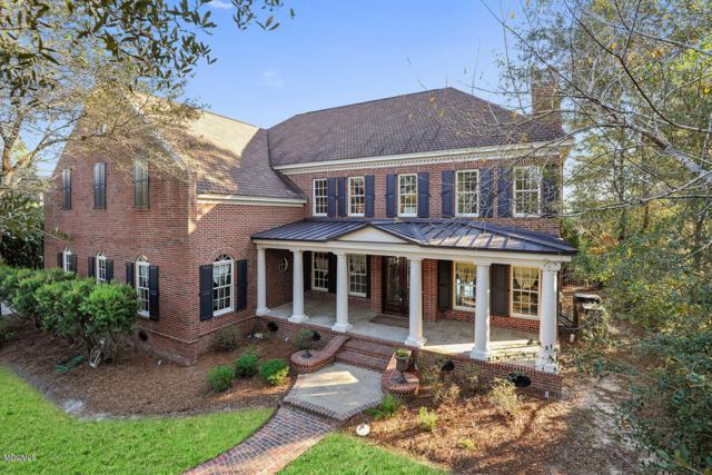 Delicieux 13095 Lake Florence Rd, Gulfport, MS 39503 (MLS #329962) ::