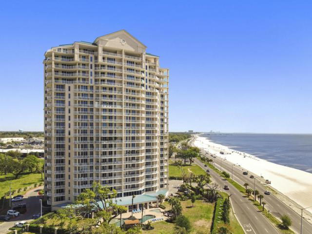2668 Beach Blvd #605, Biloxi, MS 39531 (MLS #330126) :: Amanda & Associates at Coastal Realty Group