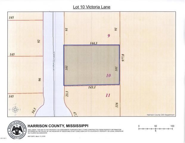 0 Victoria Ln, Pass Christian, MS 39571 (MLS #331553) :: Amanda & Associates at Coastal Realty Group