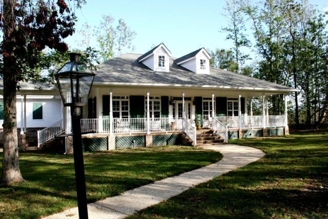 1404 Magnolia Bluff Dr, Gautier, MS 39553 (MLS #333099) :: Amanda & Associates at Coastal Realty Group