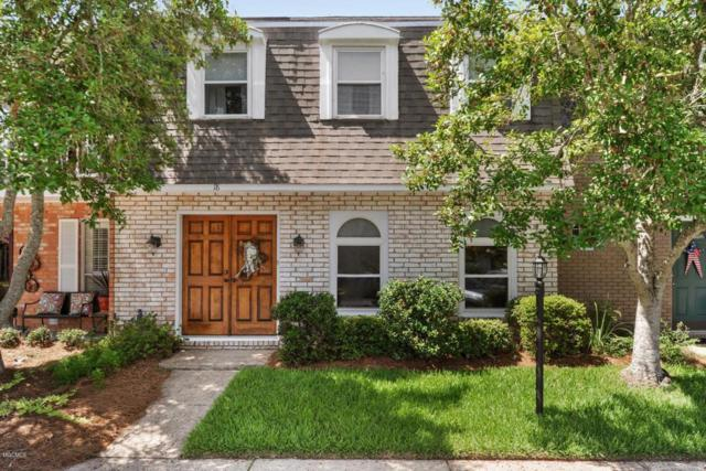 18 Independence Dr #18, Gulfport, MS 39507 (MLS #333405) :: Amanda & Associates at Coastal Realty Group