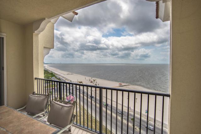 1200 Beach Dr #1203, Gulfport, MS 39507 (MLS #333430) :: Amanda & Associates at Coastal Realty Group