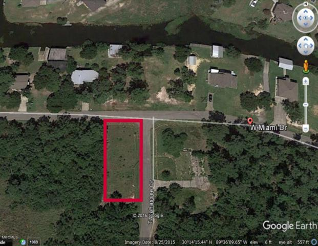 Lot 52 W Miami Dr, Pearlington, MS 39572 (MLS #333610) :: The Sherman Group