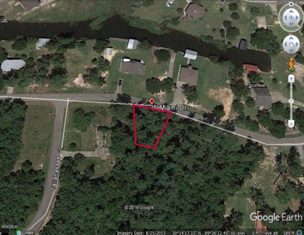 Lot 63 W Miami Dr, Pearlington, MS 39572 (MLS #333612) :: The Sherman Group