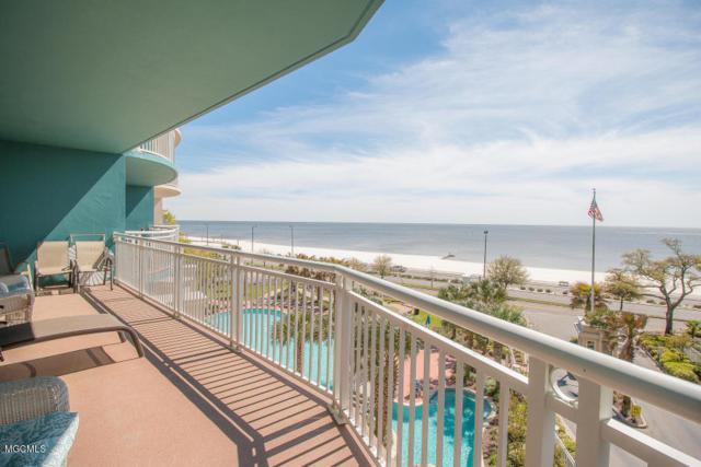 2230 Beach Dr #407, Gulfport, MS 39507 (MLS #333688) :: Ashley Endris, Rockin the MS Gulf Coast