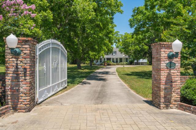 21160 Pineville Rd, Long Beach, MS 39560 (MLS #334166) :: Amanda & Associates at Coastal Realty Group