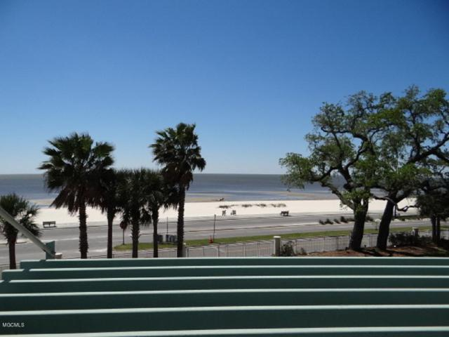 2228 Beach Dr #205, Gulfport, MS 39507 (MLS #335443) :: Coastal Realty Group