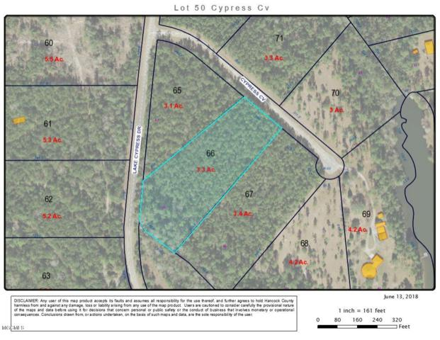 00 Cypress Cv Lot 50, Perkinston, MS 39573 (MLS #335497) :: Sherman/Phillips