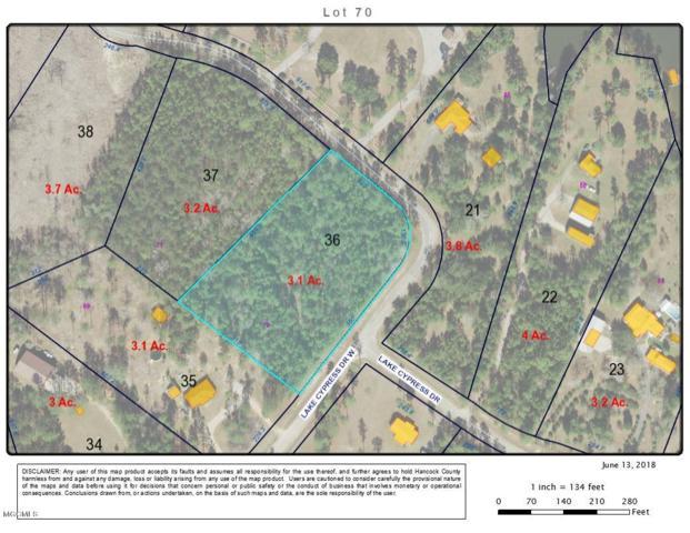 0 Lake Cypress Dr Lot 70, Perkinston, MS 39573 (MLS #335499) :: Amanda & Associates at Coastal Realty Group