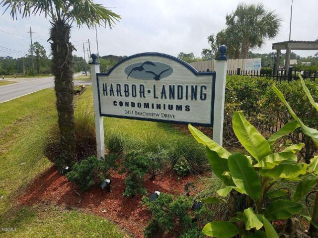 2421 Beachview Dr G-15, Slip 103, Ocean Springs, MS 39564 (MLS #335988) :: Coastal Realty Group