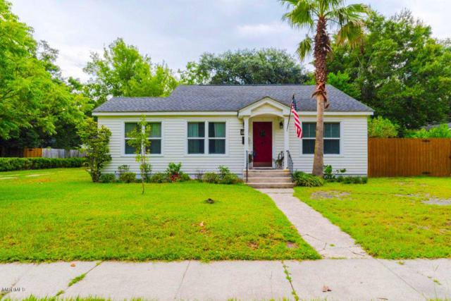 2226 East Ave, Gulfport, MS 39501 (MLS #336031) :: Sherman/Phillips