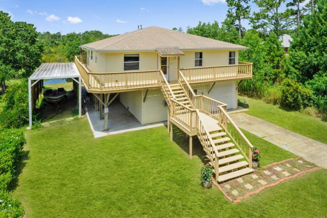 5061 N Daytona Dr, Pearlington, MS 39572 (MLS #337345) :: Amanda & Associates at Coastal Realty Group