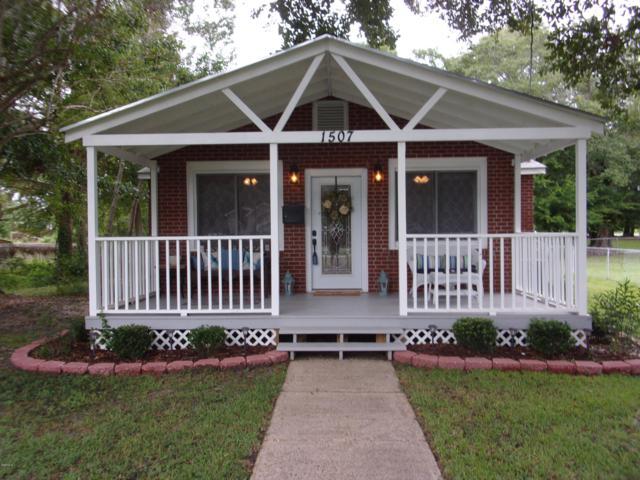 1507 32nd Ave, Gulfport, MS 39501 (MLS #338280) :: Amanda & Associates at Coastal Realty Group