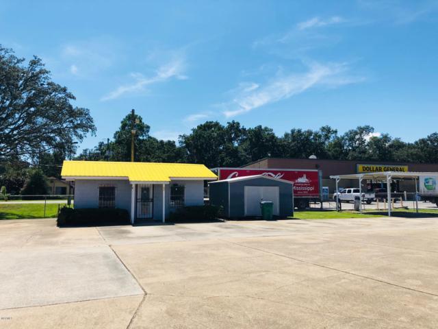 803 Pass Rd, Gulfport, MS 39501 (MLS #338718) :: Amanda & Associates at Coastal Realty Group