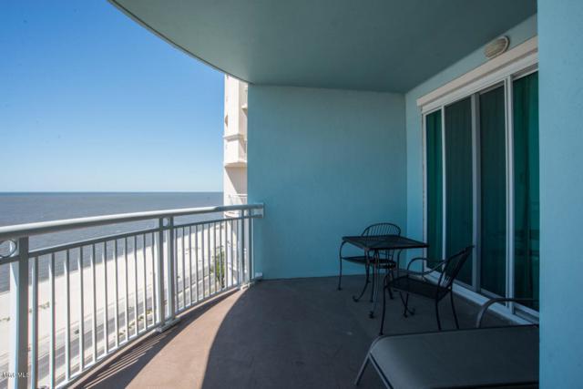2228 Beach Dr #1202, Gulfport, MS 39507 (MLS #339091) :: Amanda & Associates at Coastal Realty Group