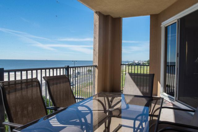 1200 Beach Dr #407, Gulfport, MS 39507 (MLS #339577) :: Coastal Realty Group