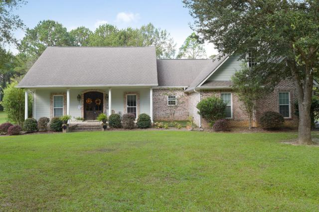 11041 Paige Bayou Rd, Vancleave, MS 39565 (MLS #339754) :: Amanda & Associates at Coastal Realty Group