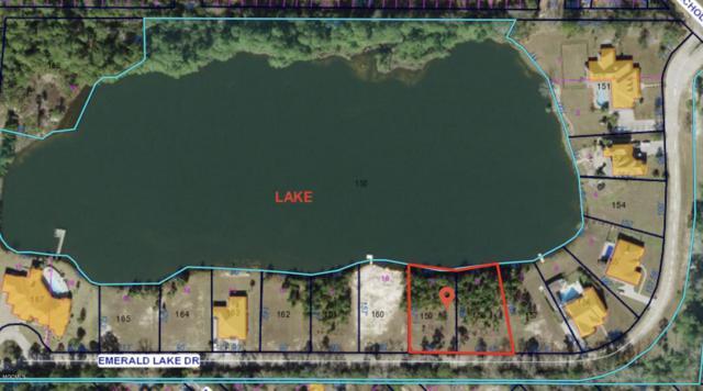 0 Emerald Lake Dr, Waveland, MS 39576 (MLS #340233) :: Sherman/Phillips