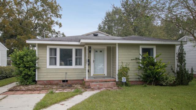 220 41st St, Gulfport, MS 39507 (MLS #341083) :: Amanda & Associates at Coastal Realty Group