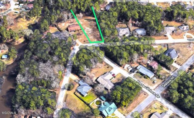 Lot 112 Windward, Gautier, MS 39553 (MLS #341373) :: Coastal Realty Group