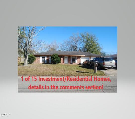 844 Rustwood Dr, Biloxi, MS 39532 (MLS #343020) :: Amanda & Associates at Coastal Realty Group