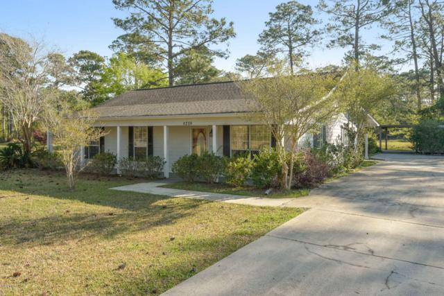 8208 Martin Bluff Rd, Gautier, MS 39553 (MLS #345699) :: Coastal Realty Group