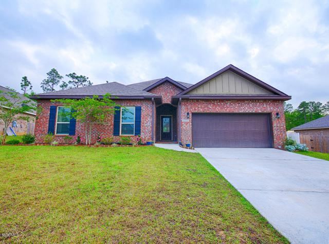 5221 Overland Dr, Biloxi, MS 39532 (MLS #346714) :: Coastal Realty Group