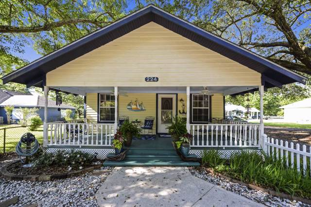 224 Carre Ct, Bay St. Louis, MS 39520 (MLS #347302) :: Coastal Realty Group