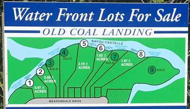 00 Meadowdale Dr, Gautier, MS 39553 (MLS #348809) :: Coastal Realty Group