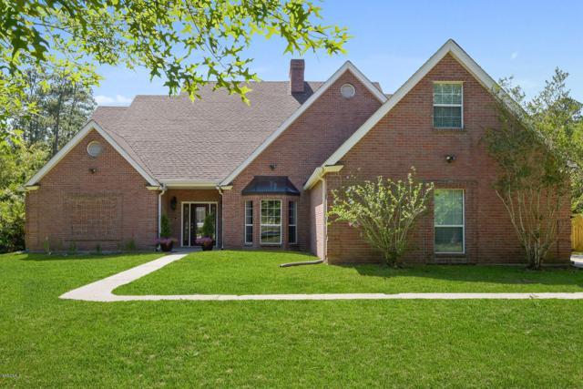 904 Dunbar Ave, Bay St. Louis, MS 39520 (MLS #349110) :: Coastal Realty Group