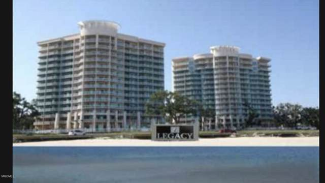 2230 Beach  508 Dr #508, Gulfport, MS 39507 (MLS #349150) :: Coastal Realty Group