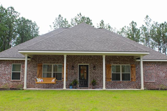 3112 Eagle Ridge Road, Vancleave, MS 39565 (MLS #349418) :: Coastal Realty Group