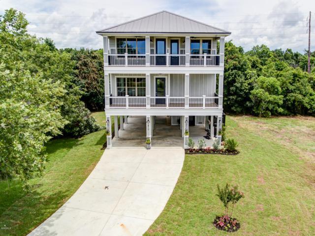 1810 Burton Ave, Gulfport, MS 39507 (MLS #350024) :: Coastal Realty Group