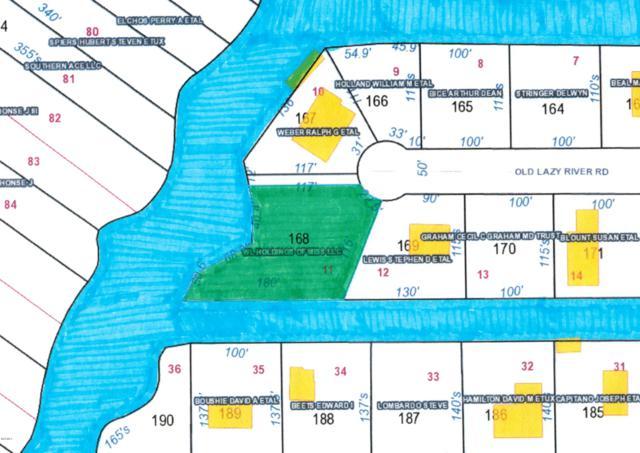 000 Old Lazy River Rd, Bay St. Louis, MS 39520 (MLS #351162) :: Keller Williams MS Gulf Coast