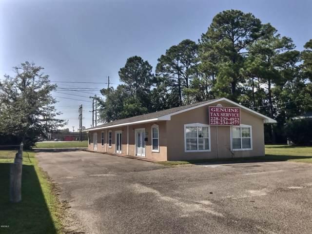 10505 Boney Ave, D'iberville, MS 39540 (MLS #353212) :: Coastal Realty Group