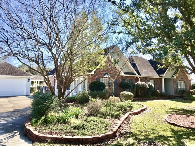 266 N Hill Dr, Carriere, MS 39426 (MLS #354501) :: Coastal Realty Group