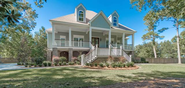 111 Spanish Point Rd, Ocean Springs, MS 39564 (MLS #354705) :: Coastal Realty Group