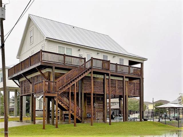 132 Janelle Dr, Bay St. Louis, MS 39520 (MLS #354895) :: Coastal Realty Group