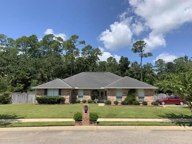 15153 E Shadow Creek Dr, Biloxi, MS 39532 (MLS #355591) :: The Sherman Group