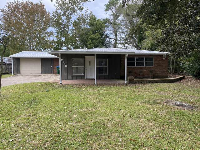 2003 Crescent Dr, Pascagoula, MS 39567 (MLS #356095) :: Berkshire Hathaway HomeServices Shaw Properties