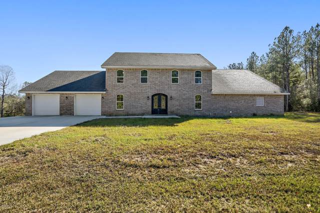 22120 Pine Haven, Saucier, MS 39574 (MLS #356524) :: Coastal Realty Group
