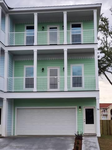 34 Oak Alley Ln, Long Beach, MS 39560 (MLS #357247) :: Coastal Realty Group