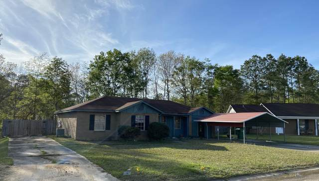 130 Faust Dr, Gulfport, MS 39503 (MLS #357349) :: Coastal Realty Group