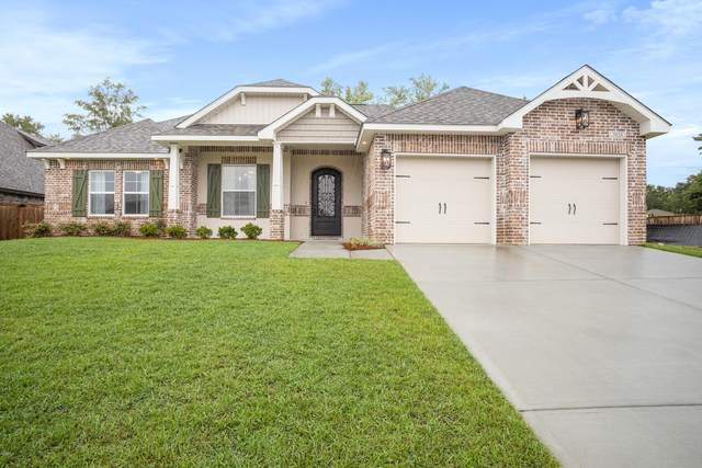 3024 Rue Acadian Gardens, D'iberville, MS 39540 (MLS #357721) :: The Sherman Group