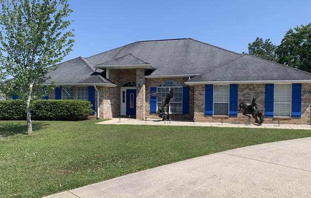 15720 S Fork Dr, Gulfport, MS 39503 (MLS #357869) :: Coastal Realty Group